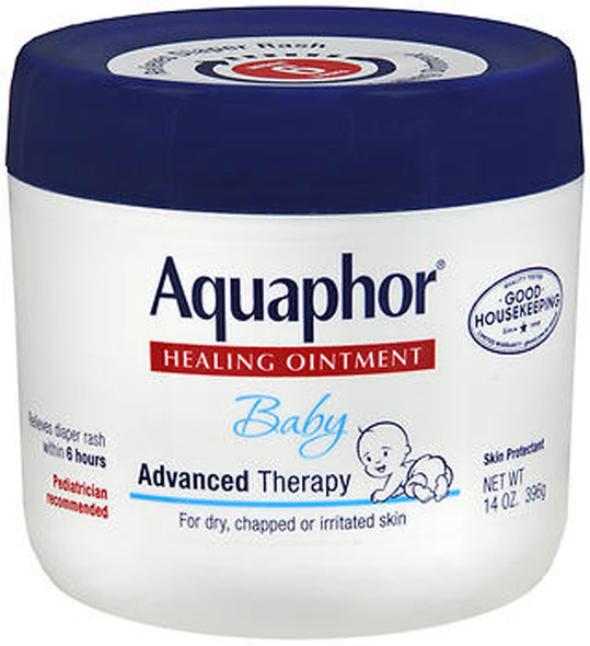 Aquaphor Baby Healing Ointment Advanced Therapy - 14 oz