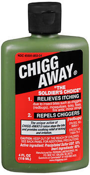 Chigg Away Anesthetic - 4 oz
