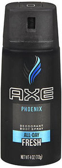 Axe Daily Fragrance Spray Phoenix - 4 oz