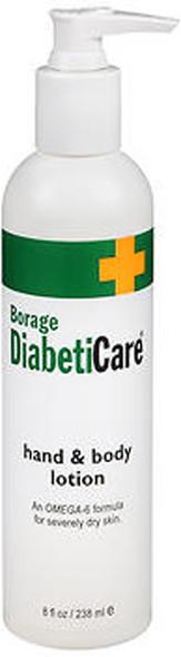 Shikai Borage Diabetic Hand and Body Lotion - 8 oz