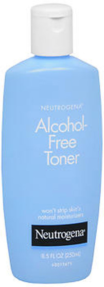 Neutrogena Alcohol-Free Toner - 8.5 oz