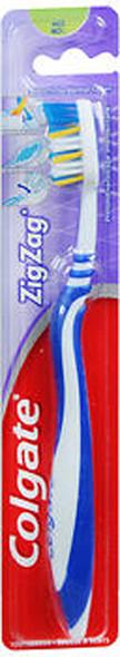 Colgate ZigZag Toothbrush Medium - 1 each