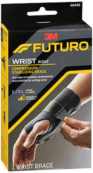 Futuro Energizing Wrist Support Right Hand Large/ X-Large - 1 each