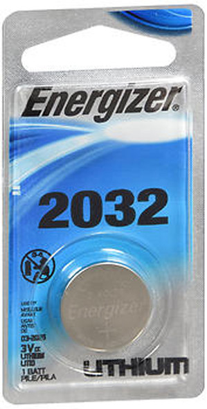 Energizer Watch/Electronic Battery 3 Volt 2032
