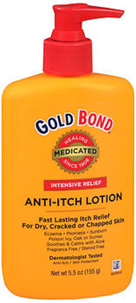 Gold Bond Anti-Itch Lotion - 5.5 oz