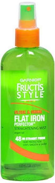 Garnier Fructis Style Sleek Shine Flat Iron Perfector Straightening Mist - 6 oz