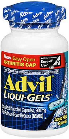 Advil Liqui-Gels - 160 ct