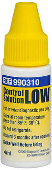 Prodigy Control Solution, Low - 1EA
