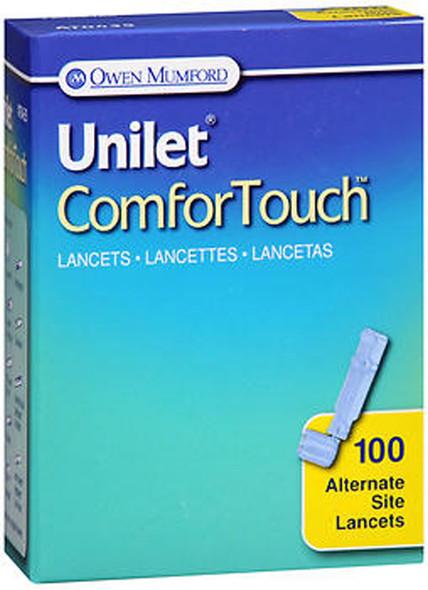 Owen Mumford Unilet ComforTouch Lancets AT0435 - 100 ct