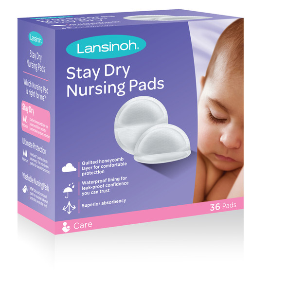 Lansinoh Disposable Nursing Pads - 36 ct