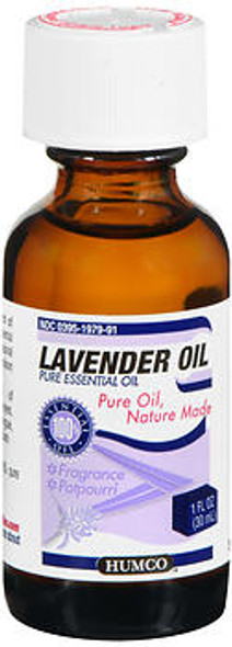 Humco Lavender Oil - 1 oz