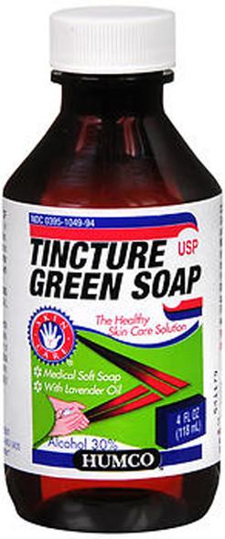 Humco Tincture Green Soap - 4 oz