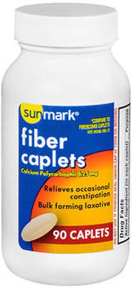 Sunmark Fiber Caplets - 90 ct