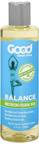 Good Clean Love Moisturizing Personal Wash Balance - 8 oz