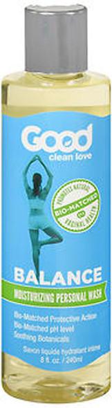 Good Clean Love Moisturizing Personal Wash Balance - 8 oz