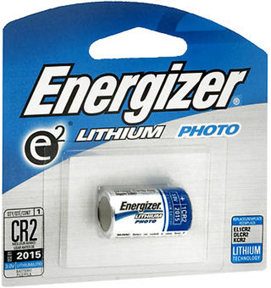 Energizer e2 Lithium Photo Battery 3.0 Volt CR2 - 1 ct