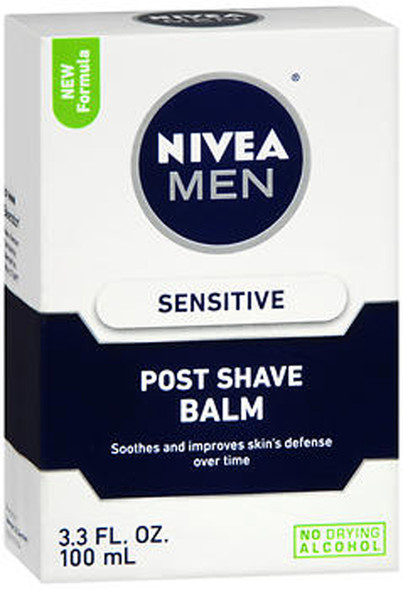 Nivea Men Sensitive Post Shave Balm - 3.3 oz