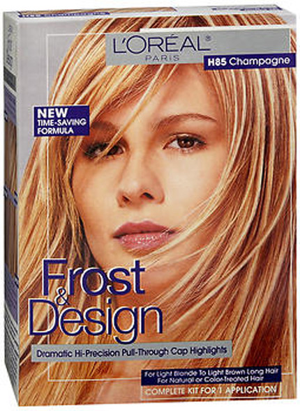 L'Oreal Frost & Design Highlights H85 Champagne