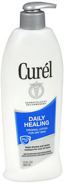 Curel Daily Healing Original Lotion For Dry Skin - 13 oz