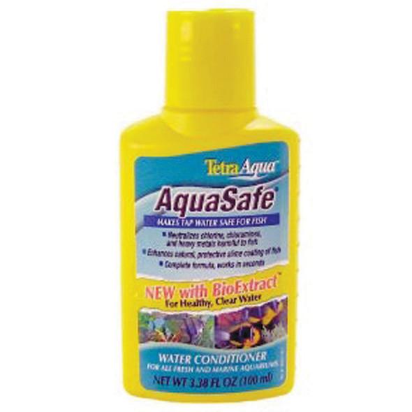 Aqua Safe Aquarium Conditioner, 3.3 oz - 1 Pkg