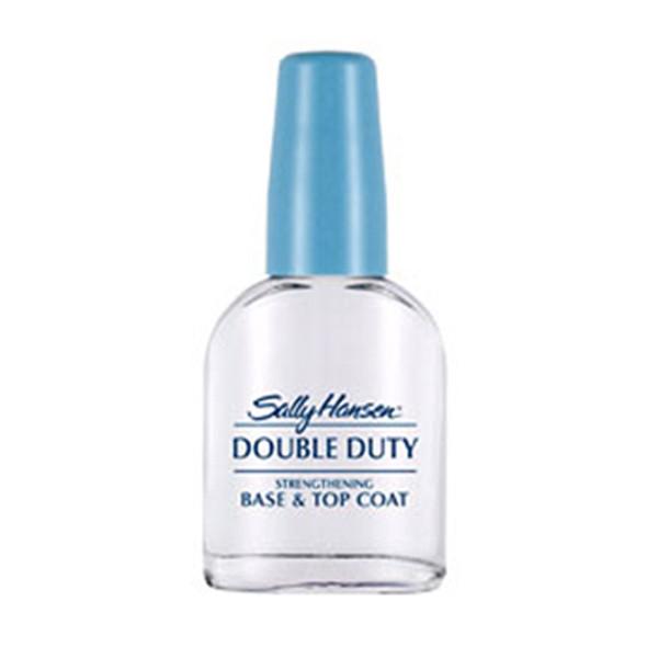Sally Hansen Double Duty Base & Top Coat Nail Polish - 1 Pkg
