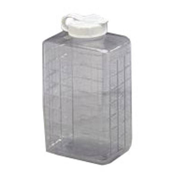 Refrigerator Bottle, Clear, 2 Qt - 1 Pkg