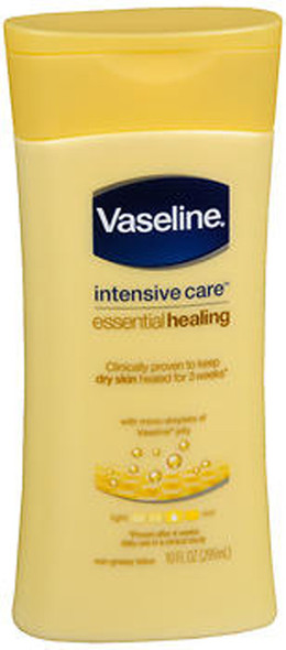 Vaseline Intensive Care Essential Healing Body Lotion - 10 oz