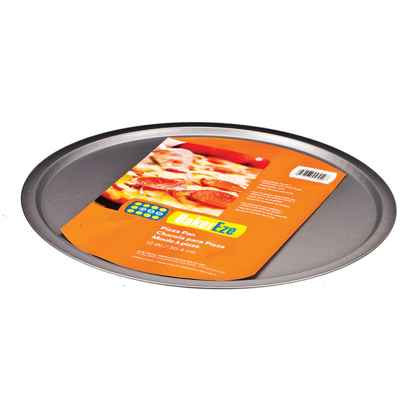 "Baker Eze Pizza Pan, 12"" - 1 Pkg"