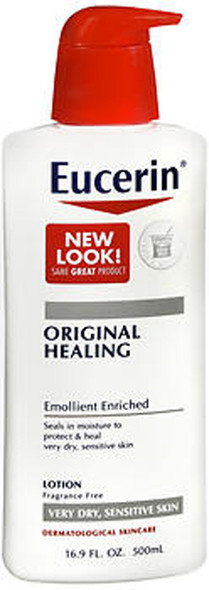 Eucerin Original Healing Lotion - 16.9 oz