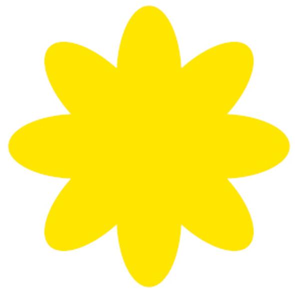 Ceramcoat Acrylic Paint, Bright Yellow, 2 oz - 1 Pkg