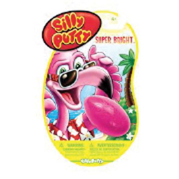 Silly Putty Super Brights - 1 Pkg