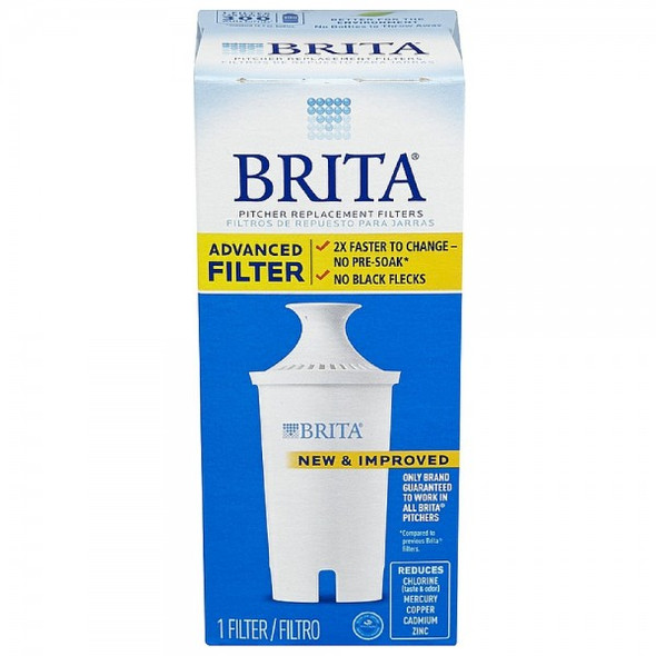 Brita Replacement Filter - 1 Pkg
