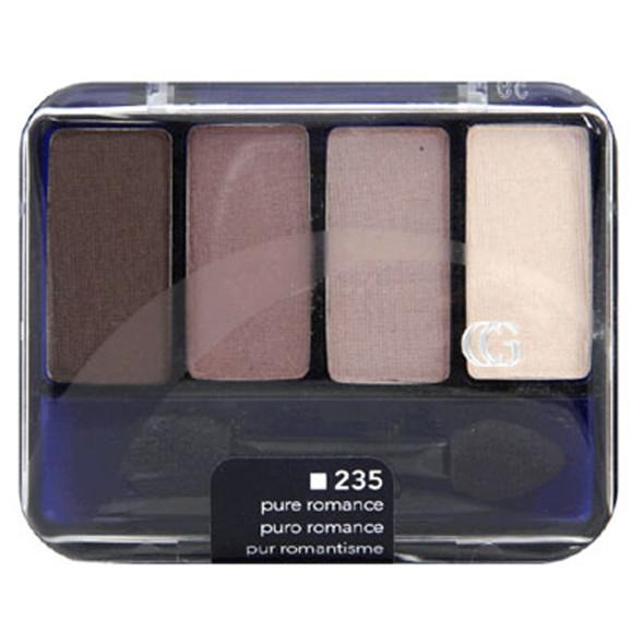 Covergirl 4 Kit Eyeshadows, Pure Romance  - Each