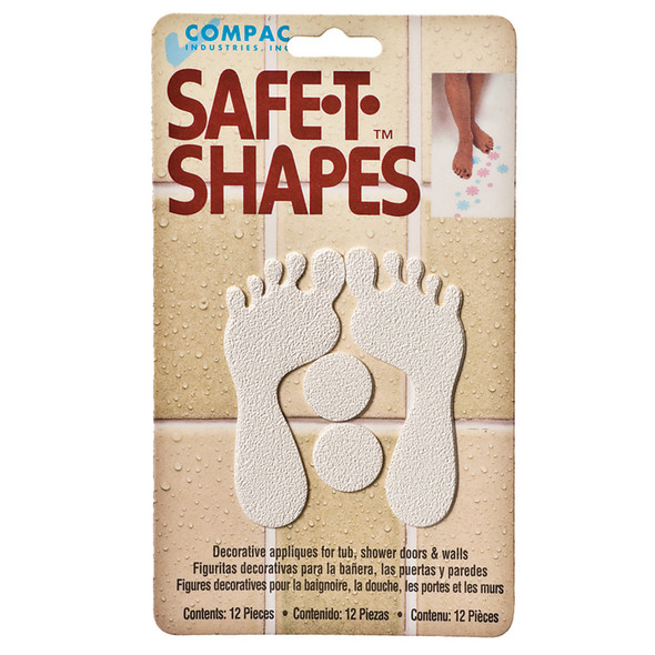 Safe-T-Shapes, Asst - 1 Pkg