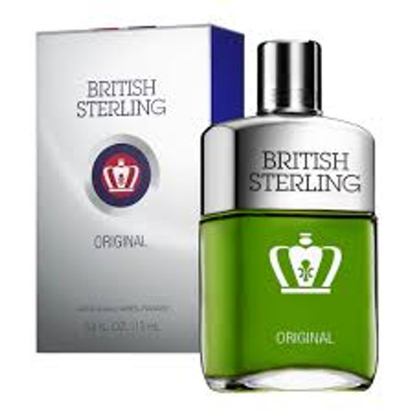 British Sterling After Shave - 3.8 oz