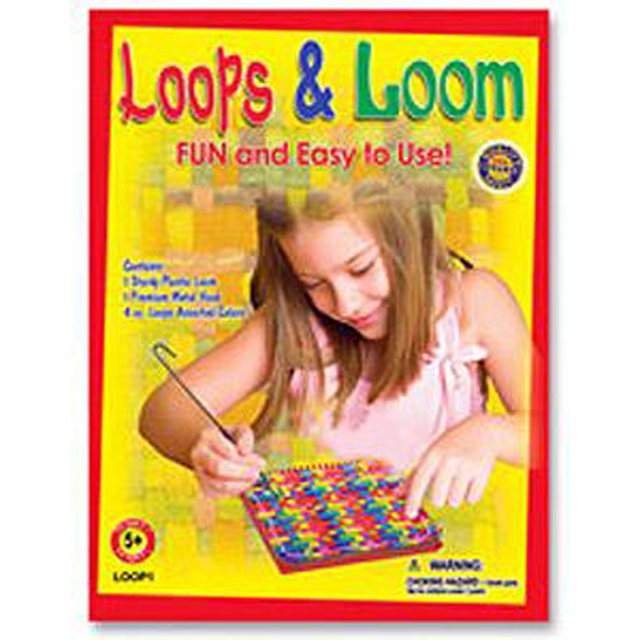 Pepperell Loops & Loom Activity Kit