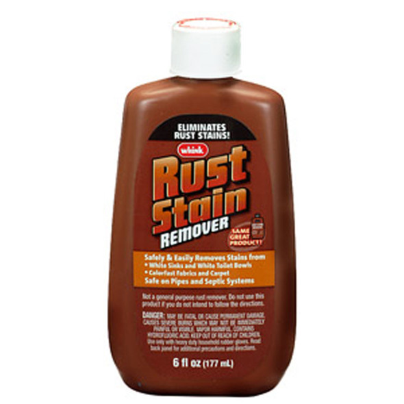 Whink Rust Stain Remover - 6 oz
