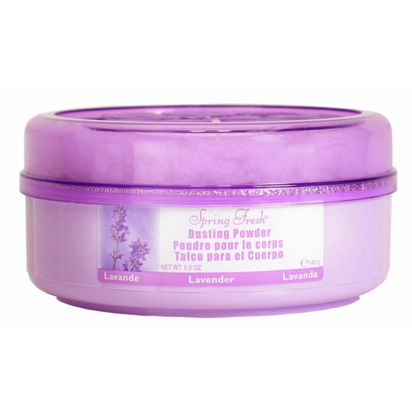 Spring Fresh Dusting Powder Lavender - 5oz