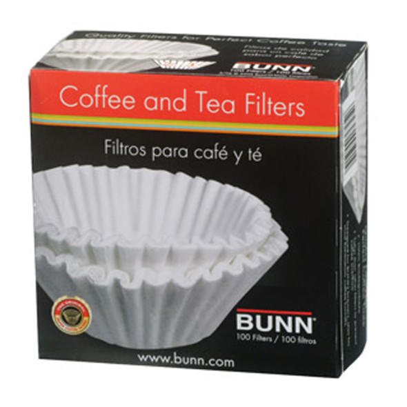 Bunn Coffee Filters, 100 Ct - 1 Pkg