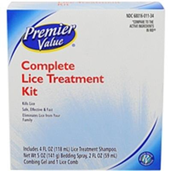 Premier Value Lice Solution Kit - 1ct