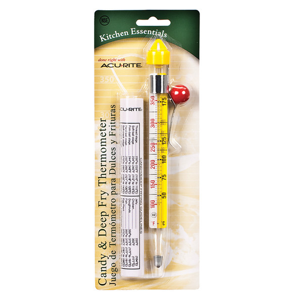 Candy & Deep Frying Thermometer - 1 Pkg