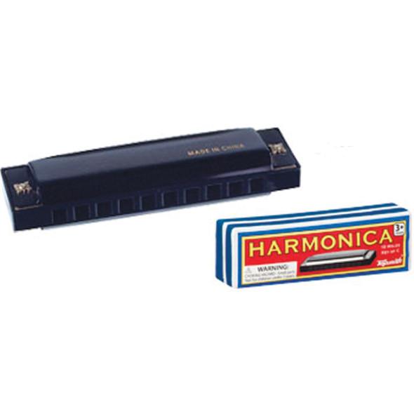 Metal Harmonica - 1 Pkg