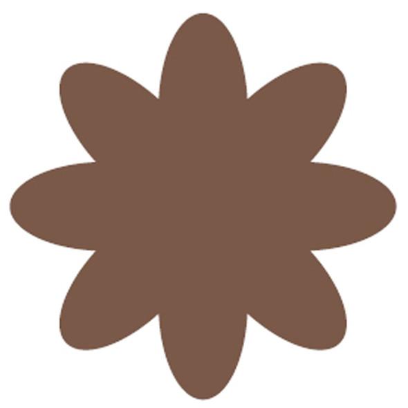 Ceramcoat Acrylic Paint, Spice Brown, 2 oz - 1 Pkg