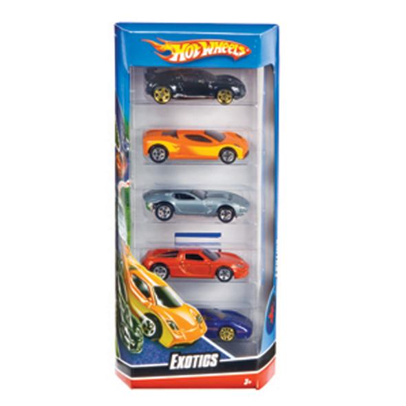 Hot Wheels 5 Car Gift Pack, Asst - 1 Pkg