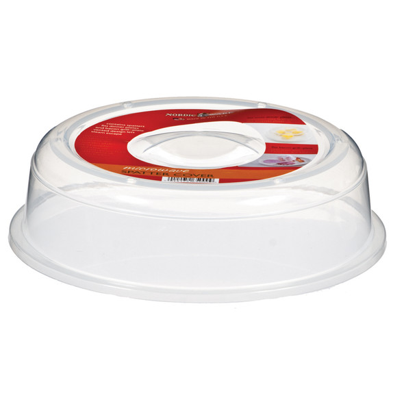 Nordic Ware Microwave Spatter Cover, Clear - 1 Pkg