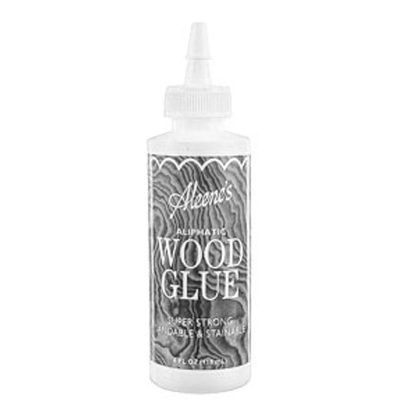 Aleene's Wood Glue, 4 oz - 1 Pkg