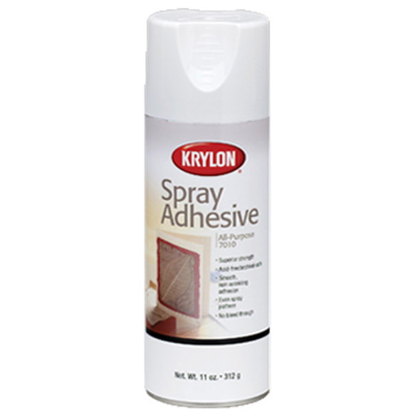 Krylon Spray Adhesive, 11 oz - 1 Pkg