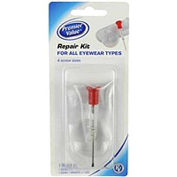 Premier Value Eye Glass Repair Kit - 1ct