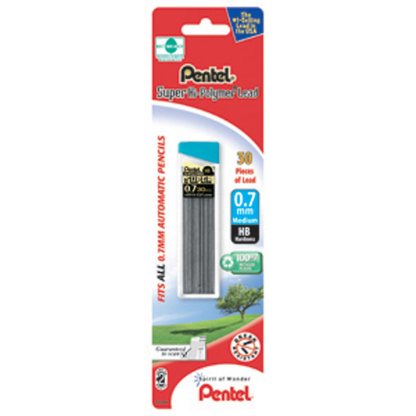 Value Pack Mechanical Pencil Lead Refill 30ct, .7mm - Each