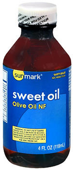 Sunmark Sweet Oil - 4 oz